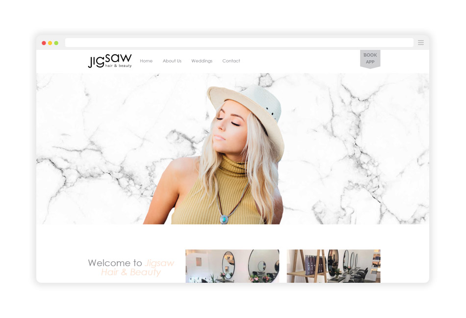 Jigsaw-website-Homepage-mockup