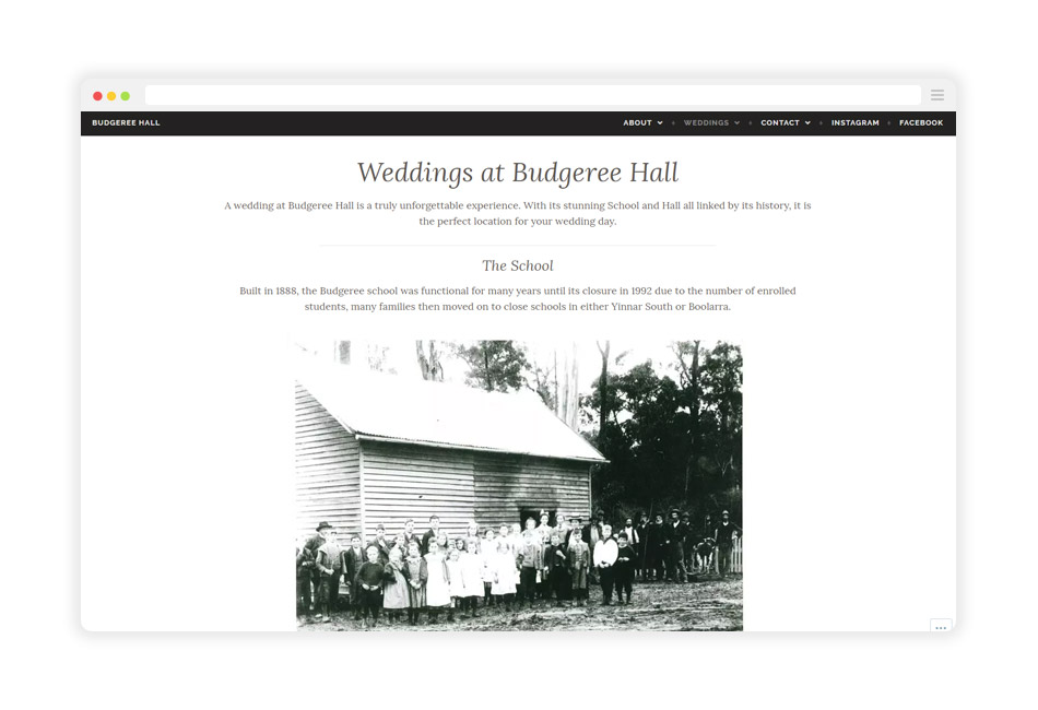BudgereeHall-Website-Weddings-Mockup